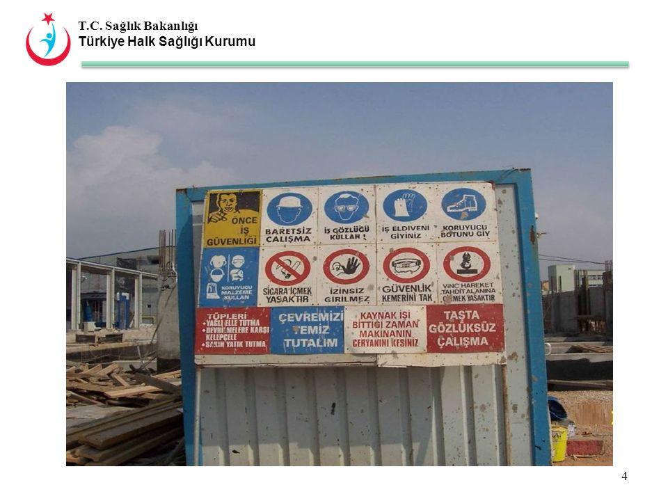 T.C. Sağlık Bakanlığı Türkiye Halk Sağlığı Kurumu 15