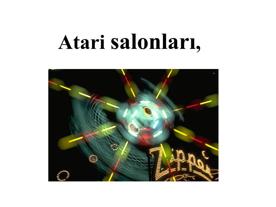 Atari salonları,