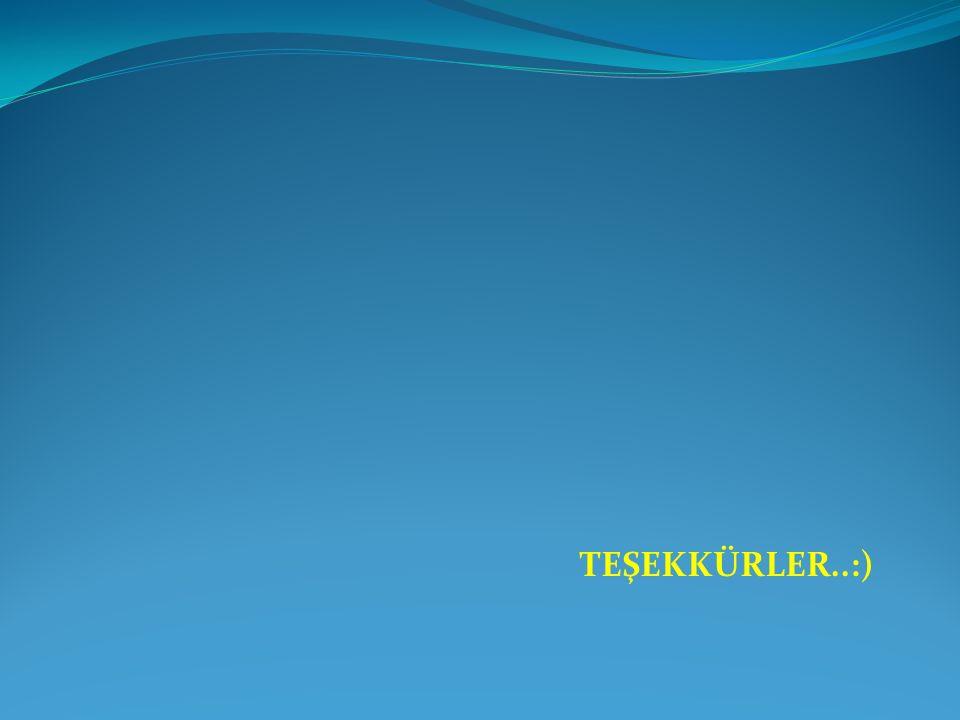 TEŞEKKÜRLER..:)