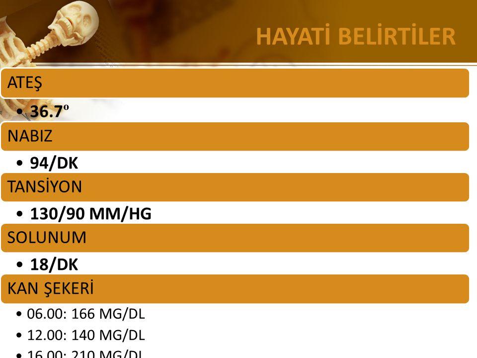 BEDEN KİTLE İNDEKSİ BKİ : 26.7 kg / metrekare Sonuç: İdeal kilonun üstünde BKİ : 26.7 kg / metrekare Sonuç: İdeal kilonun üstünde