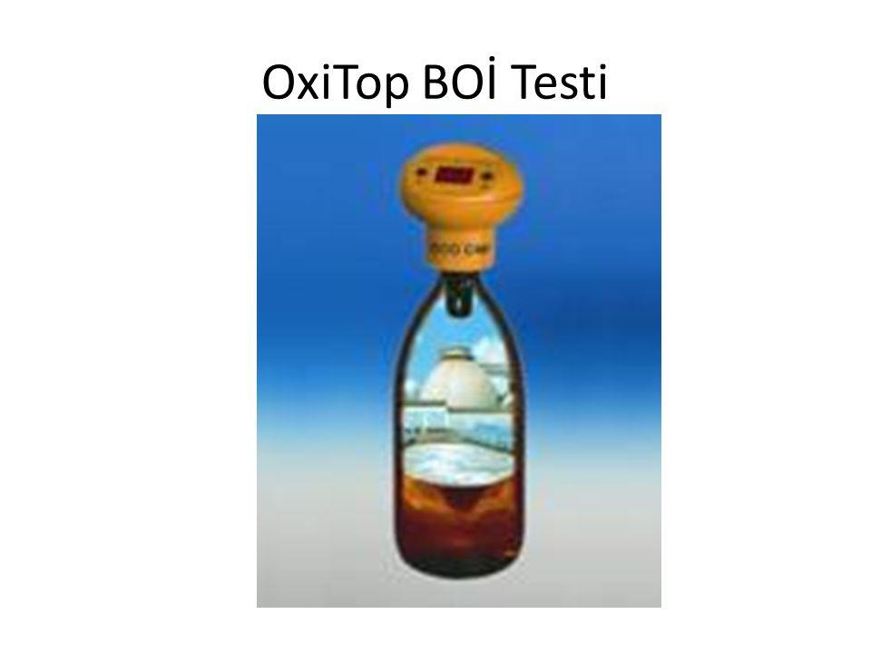 OxiTop BOİ Testi