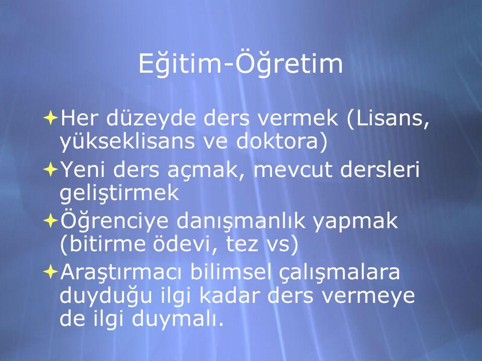  KURAMSAL ÇERÇEVE 6.1.KAVRAM VE TERİMLER/6.2. KURAMSAL TARTIŞMA /6.3.