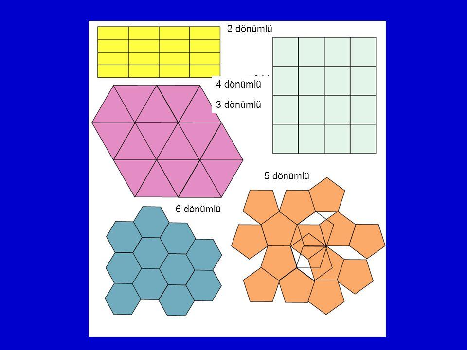 Simetri ekseni, kristal içinden geçen ve bir tam dönme ile kristalin görünüşte kendisini 1, 2, 3, 4 veya 6 kez tekrarladığı hayali bir çizgidir.