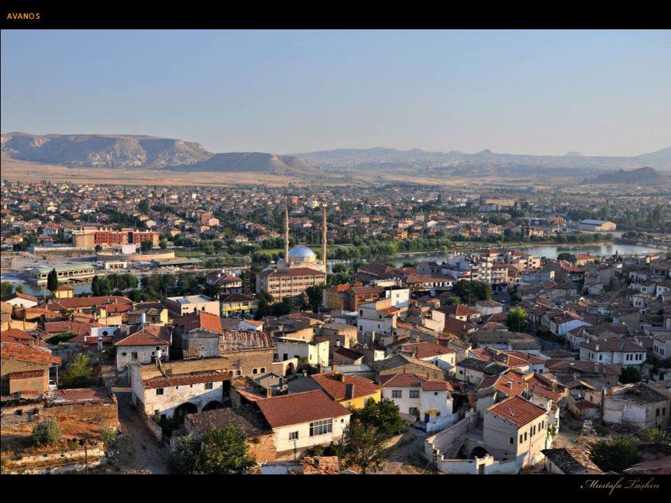 KAPADOKYA VADİSİ / CAPPADOCİA VALLEY