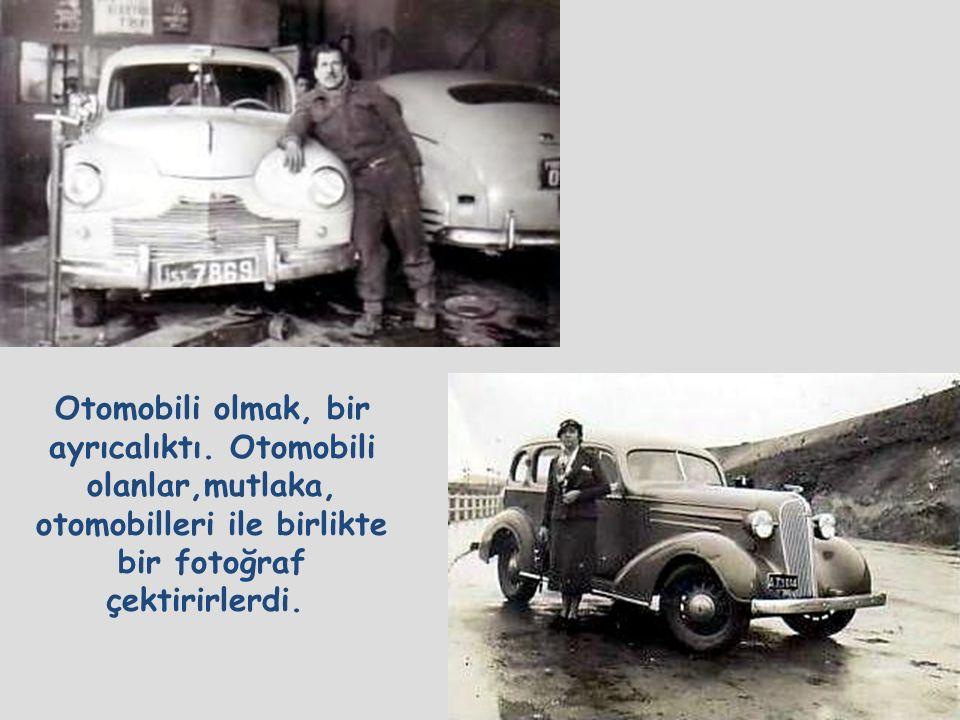 DODGE Kamyon Eski bir İstanbul otomobili