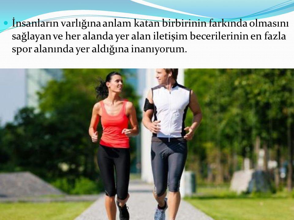 SPORDA İ LET İ Ş İ M İ N ÖNEM İ Seda Saniye Kulak, Murat Yavuz