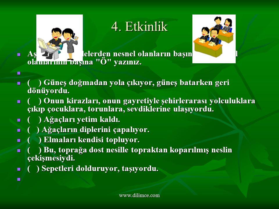 www.dilimce.com 4.