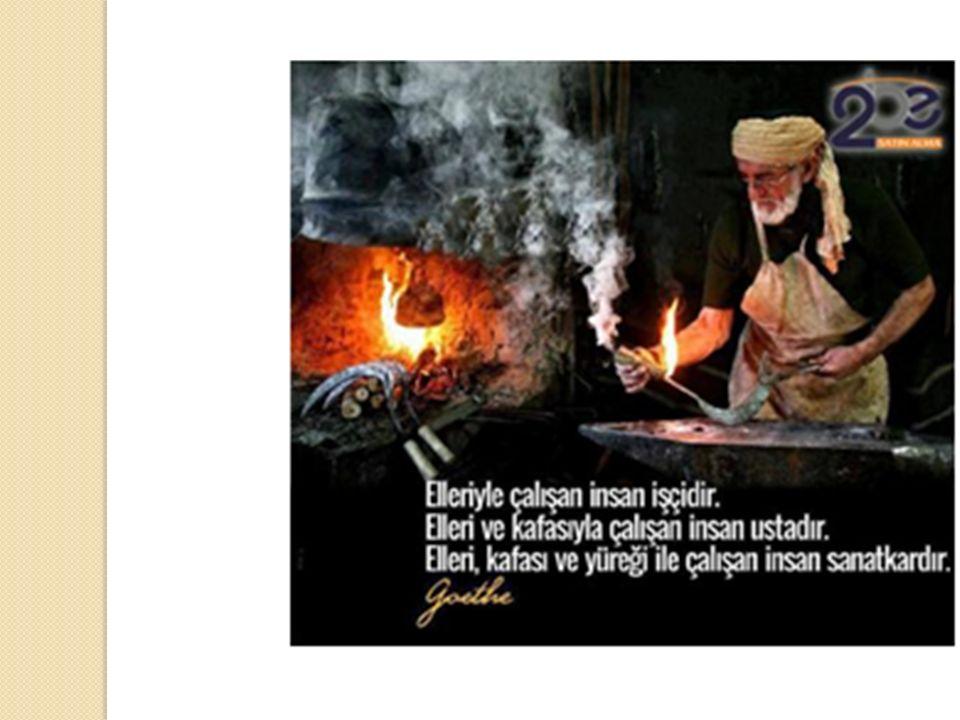 1998 yılında Türkçe Sözlü ğ ünde meslek, bir kimsenin yaşamını sürdürmek, geçimini sa ğ lamak için yaptı ğ ı sürekli iş olarak tanımlanmaktadır.