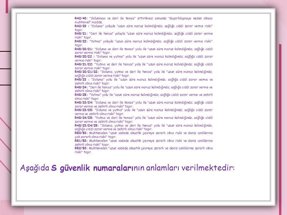 R42/43: