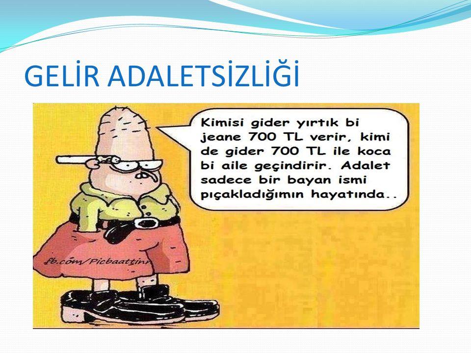 HUKUK ADALETSİZLİĞİ