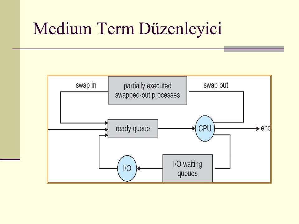 Medium Term Düzenleyici