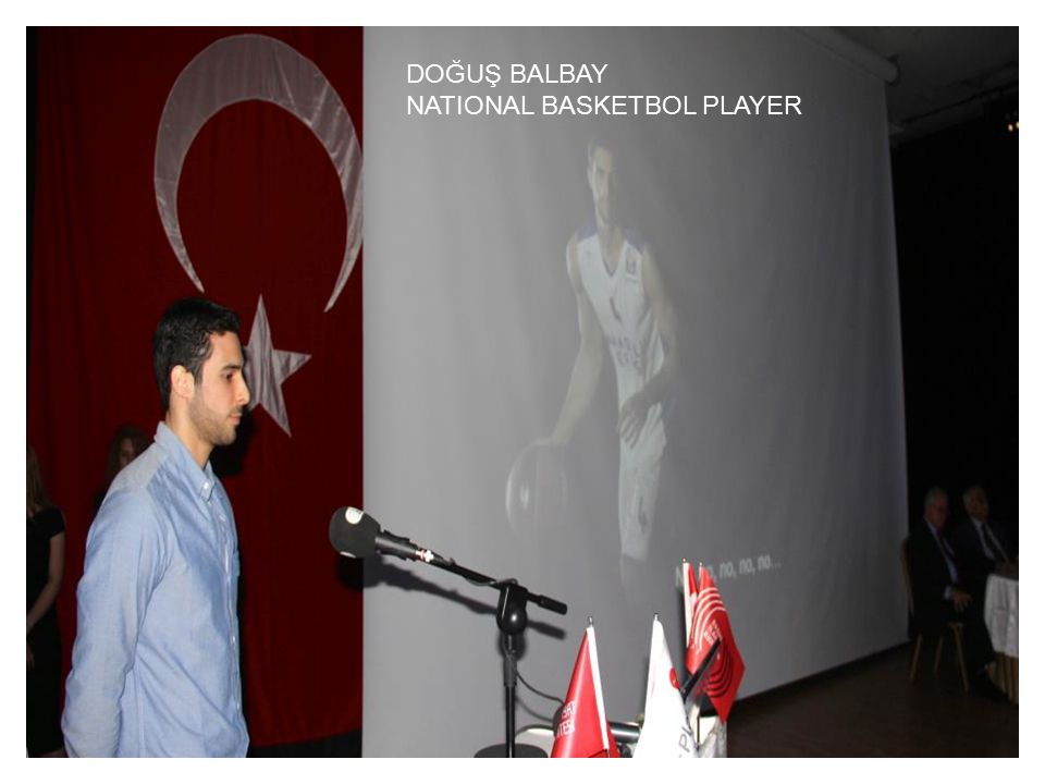 DOĞUŞ BALBAY NATIONAL BASKETBOL PLAYER
