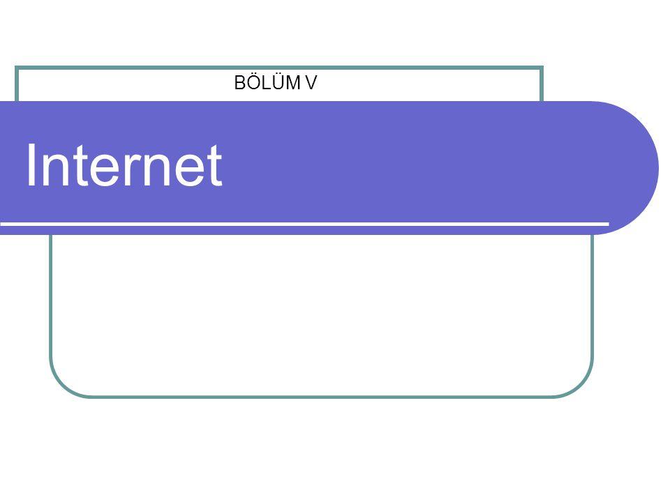Internet te Gelecekte Neler Yapacağız.