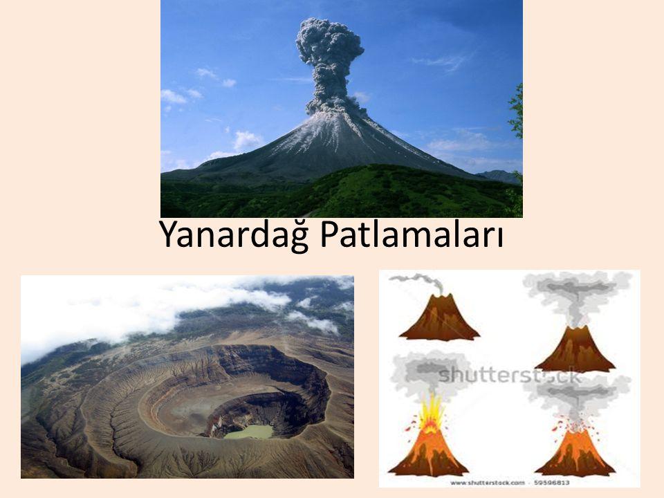 Yanardağ Patlamaları