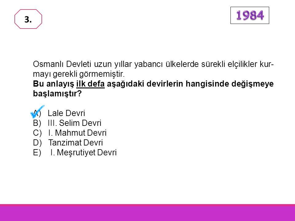 1774 Küçük Kaynarca Antlaşması'nın aşağıda verilen hükümle- rinden hangisi, Osmanlı İmparatorluğu'nun egemenlik haklarını belirgin bir biçimde zedeleyici niteliktedir.
