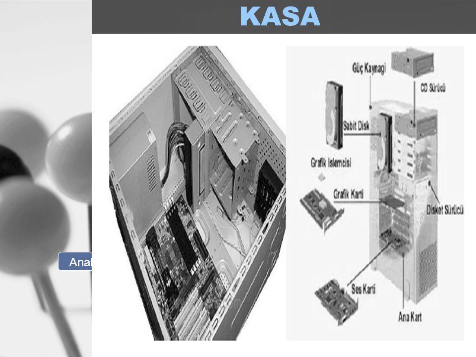 KASA 10 Klavye Girişi USB Girişleri Mouse Girişi Yazıcı Tarayıcı vb.