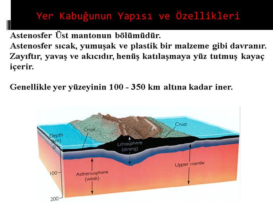  Yeryuvarlağının iç yapısı ile ilgili bilgiler daha çok teorilere dayanmaktadır.