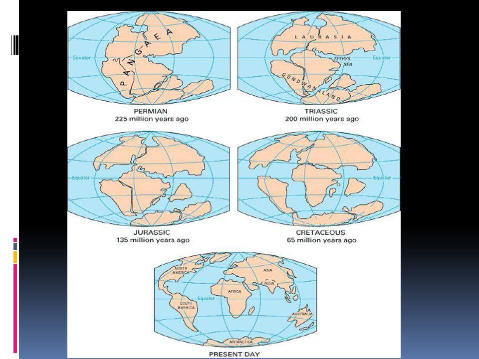  Ay yüzeyine yerleştirilen lazer ölçüm cihazlarıyla yapılan ölçümde 6 yıl içinde Amerika kıtasının Afrikadan 6 cm uzaklaştığı tesbit edildi.Bu Wegener in ortaya attığı kıta kayması teorisinin ıspatıydı.