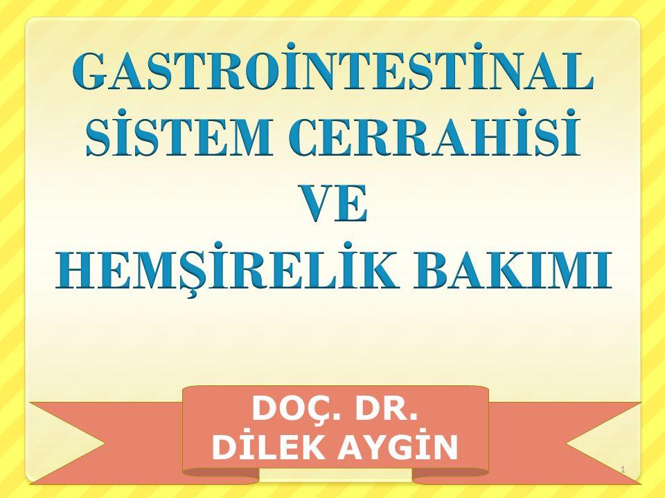 Üst G İ S Endoskopisi (devam…) Üst sindirim sistemi fibroskopisi ile özofagus, mide ve duedonum mukozası değerlendirilir.