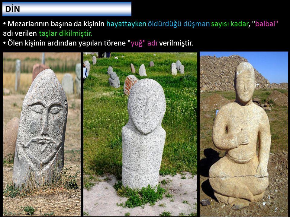 Türklerin asıl dini Gök Tanrı dini idi.Öncelikle tektir, eşi ve benzeri yoktur.