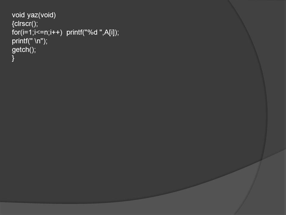 Birleştirmeli sıralama (merge sort) algoritması Bu sıralama algoritması parçala çözümle ve birleştir ilkesini kullanır.