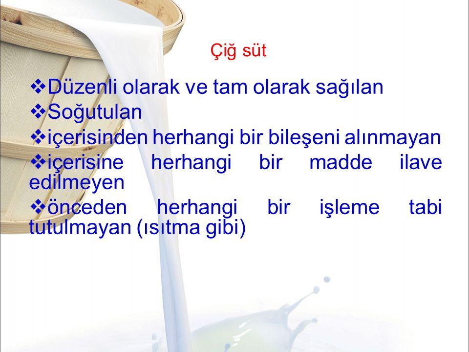 Kısrak sütü Su ve laktoz oranı inek sütüne göre daha yüksek olduğundan mavimsi-beyaz renkte görünür ve daha tatlımsıdır.