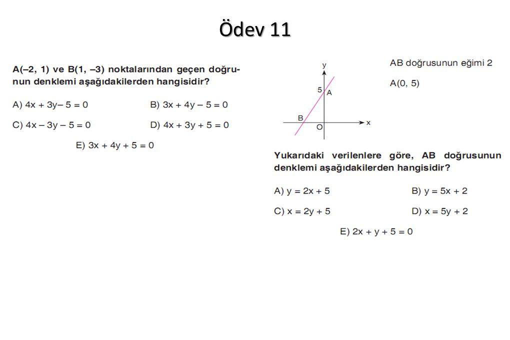 Ödev 11
