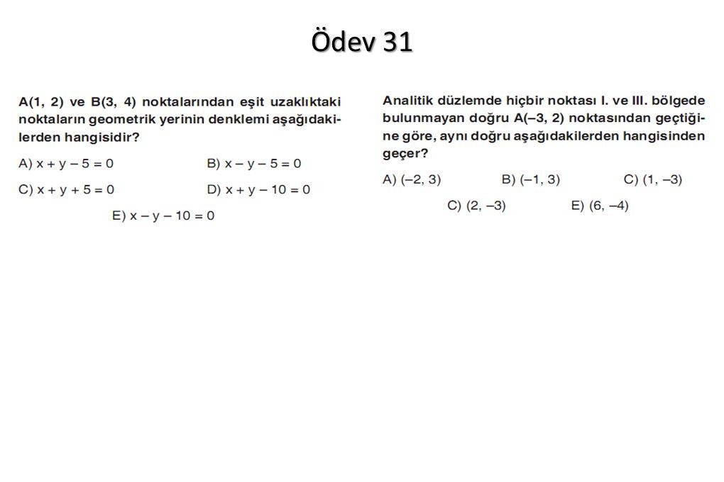 Ödev 31