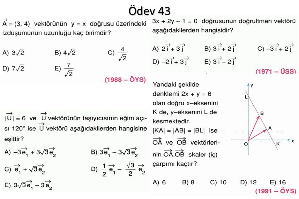 Ödev 43