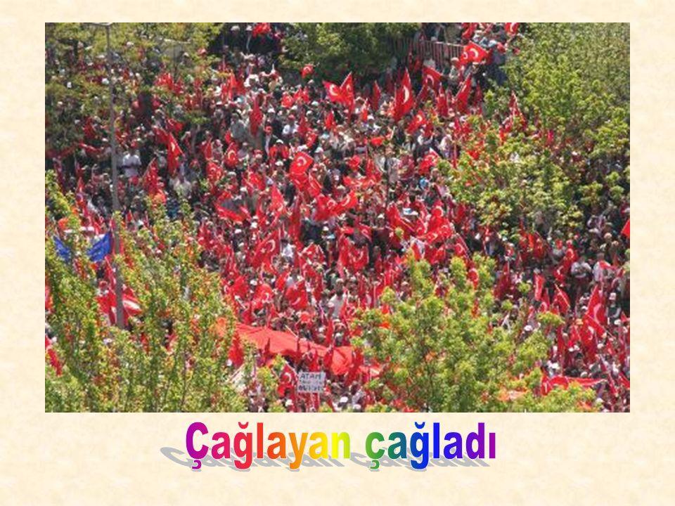 ULUS ÇANKAYA'YA BARİKAT KURDU!... Prof. Dr. Tülay Özüerman ozgezgin@yahoo.com