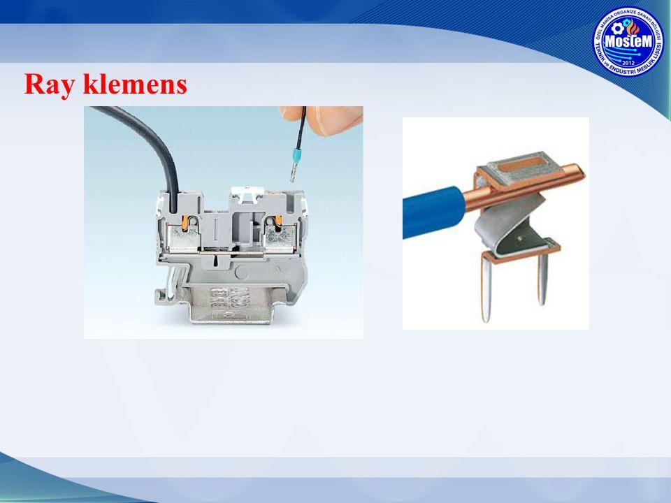 Kroşeler Kabloların, boruların duvar veya tavana tutturulmasına yarayan çivili gereçlerdir.