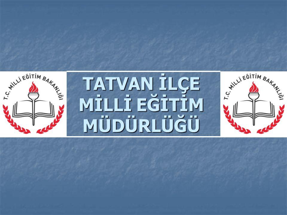  Bağımsız Anaokulları  İlköğretim Okulları  Ortaöğretim Okulları  MEİS MODÜLÜ