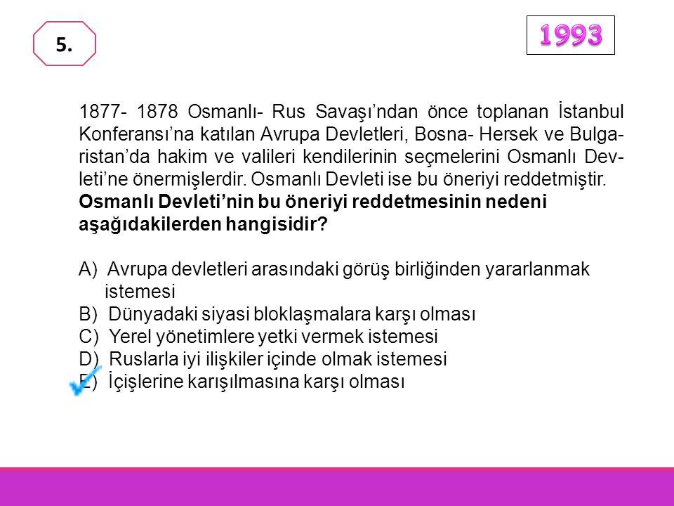 Hünkar İskelesi Antlaşmasında Osmanlı Devleti, Rusya bir saldırıya uğrarsa Boğazları kapatmayı kabul etmiştir.