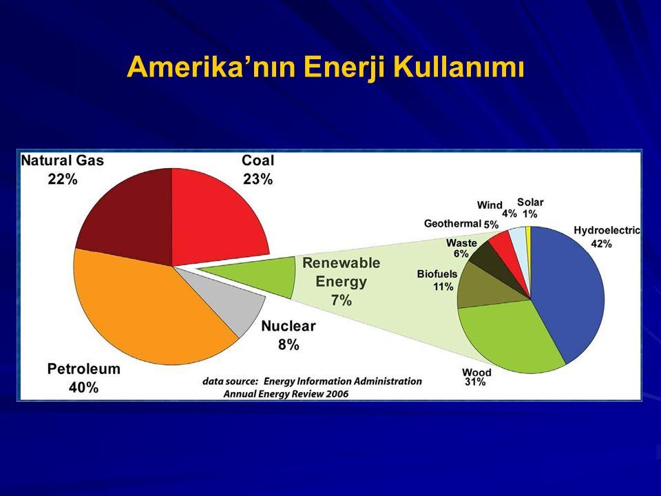 Amerika'nın Enerji Kullanımı