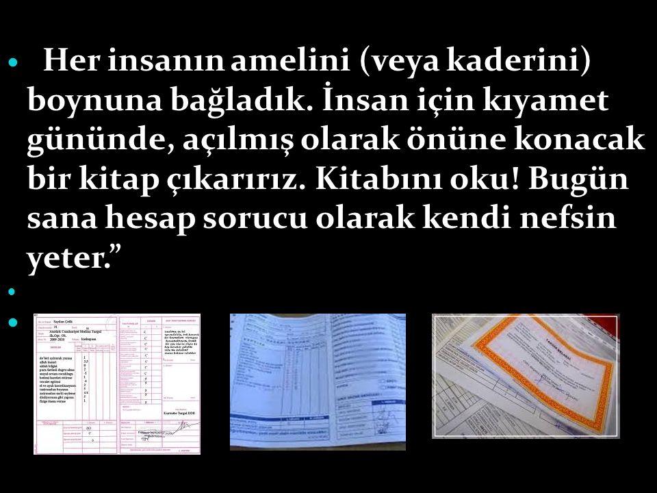 Öceki cuma karne günü idi Önceki Cuma(23.01.2015) Türkiye'de milyonlarca öğrenci karnelerini aldılar.