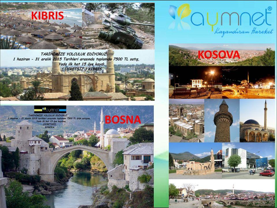 KOSOVA KIBRIS BOSNA
