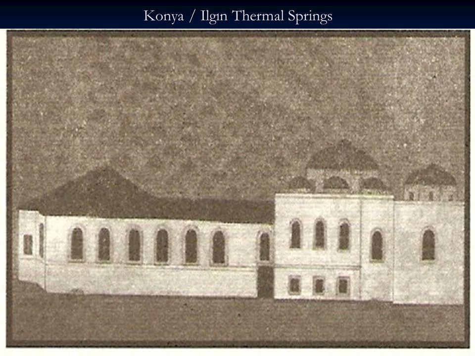 Konya / Ilgın Thermal Springs