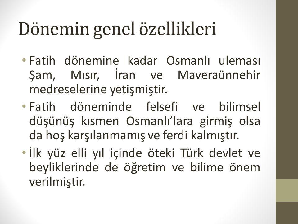 Azınlık Okulları: Azınlık Okulları: Fatih İstanbul'u alınca öncelikle Rumlara ve Galata Latinlerine daha sonra ermeni ve Yahudilere haklar tanımıştır.
