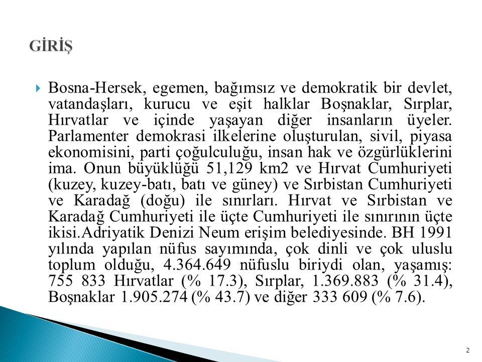  Ülke Bosna ilk kitabında De Administrando Imperio, Bizans İmparatoru Konstantin Porphyrogenitus, orta- onuncu yüzyılda belirtilen zaman, Bosna kural çeşitli devlet ve siyasi formları ve onun ilgili yasal sistemlerine geçiyor bugün.