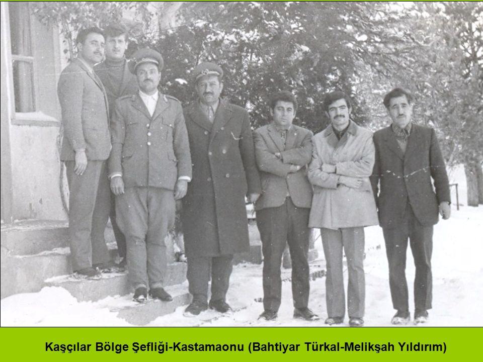 Kaşçılar Bölge Şefliği-Kastamaonu (Bahtiyar Türkal-Melikşah Yıldırım)