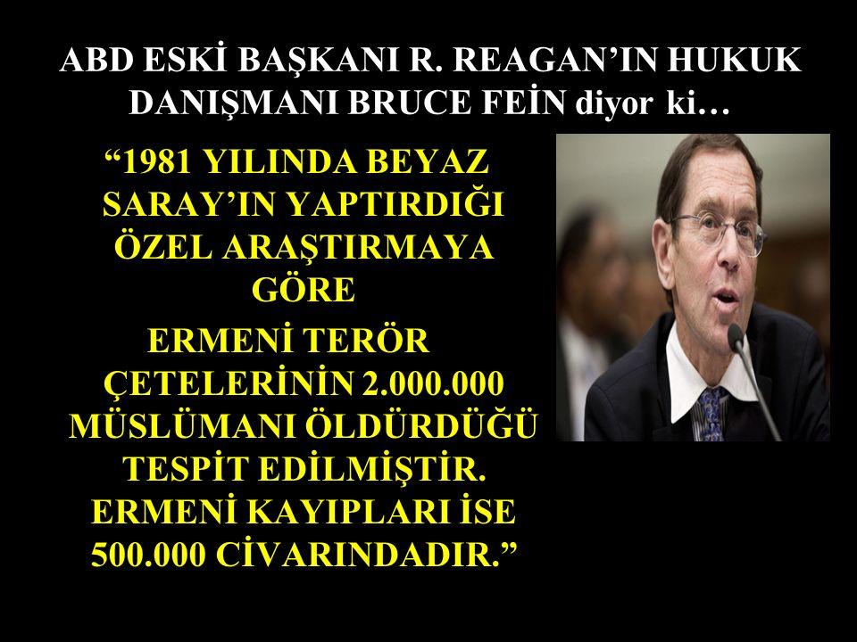 ABD ESKİ BAŞKANI R.