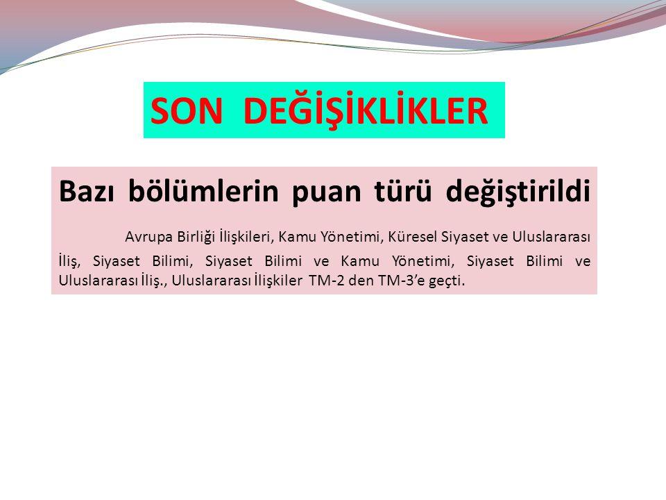 YGS - LYS KARŞILAŞTIRMA Ankara Ü.Ulus. İliş. 73.009 ÜNİVERSİTEBaşarı S.