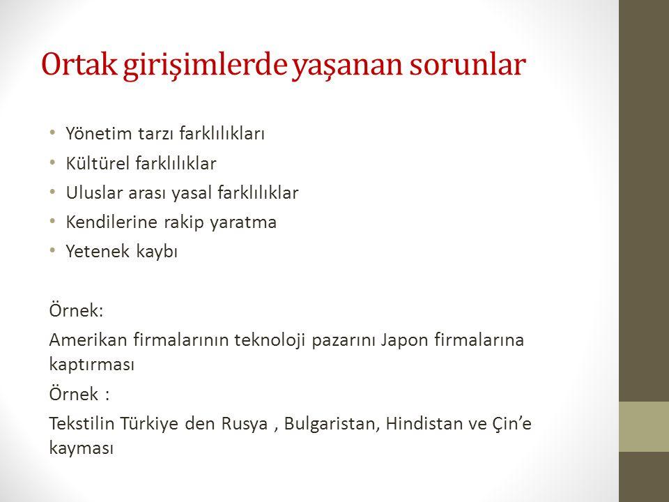 Türkiye'de stratejik ortaklıklar şirket evlilikleri ile oluyor.