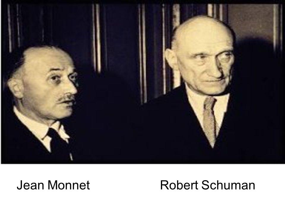 Jean Monnet Robert Schuman