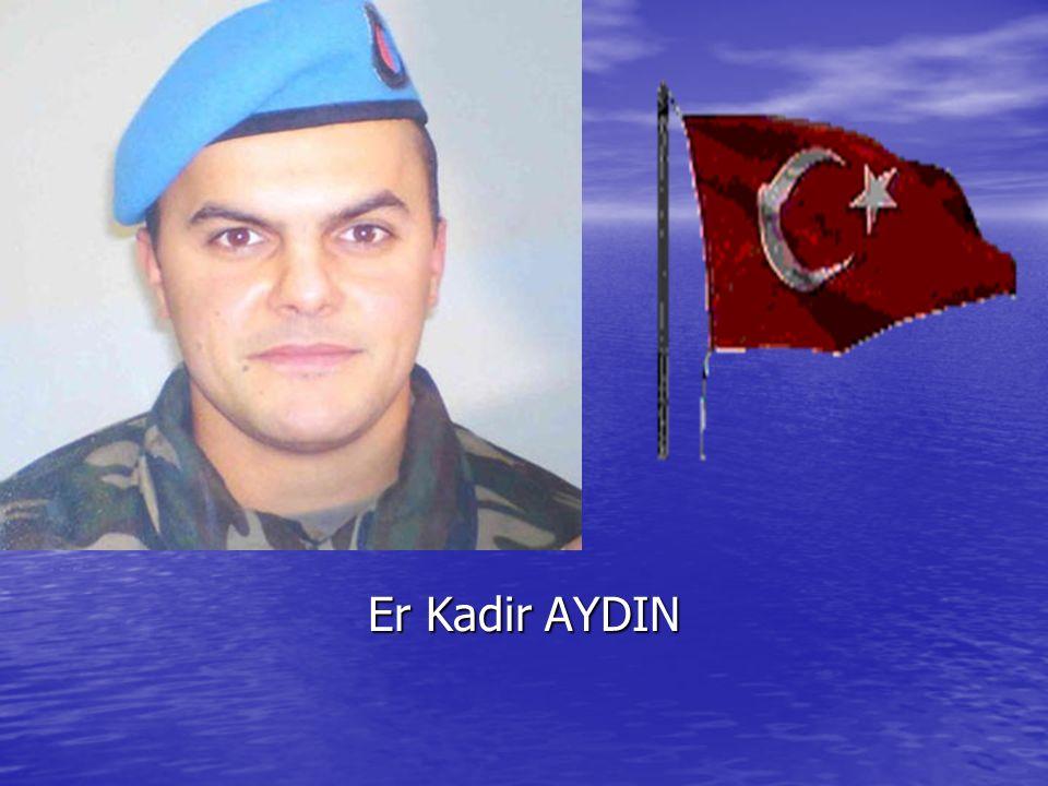 Er Kadir AYDIN
