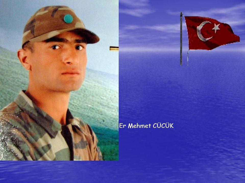 Er Mehmet CÜCÜK