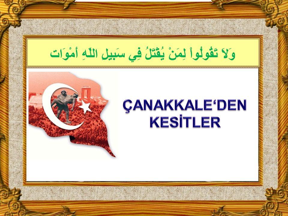 57.Alayın komutanı Yarbay Hüseyin Avni şehit olunca komutayı Kurmay Binbaşı Yusuf Ziya aldı.