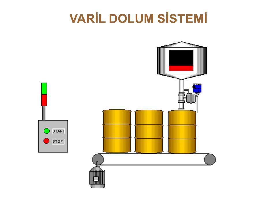 VARİL DOLUM SİSTEMİ