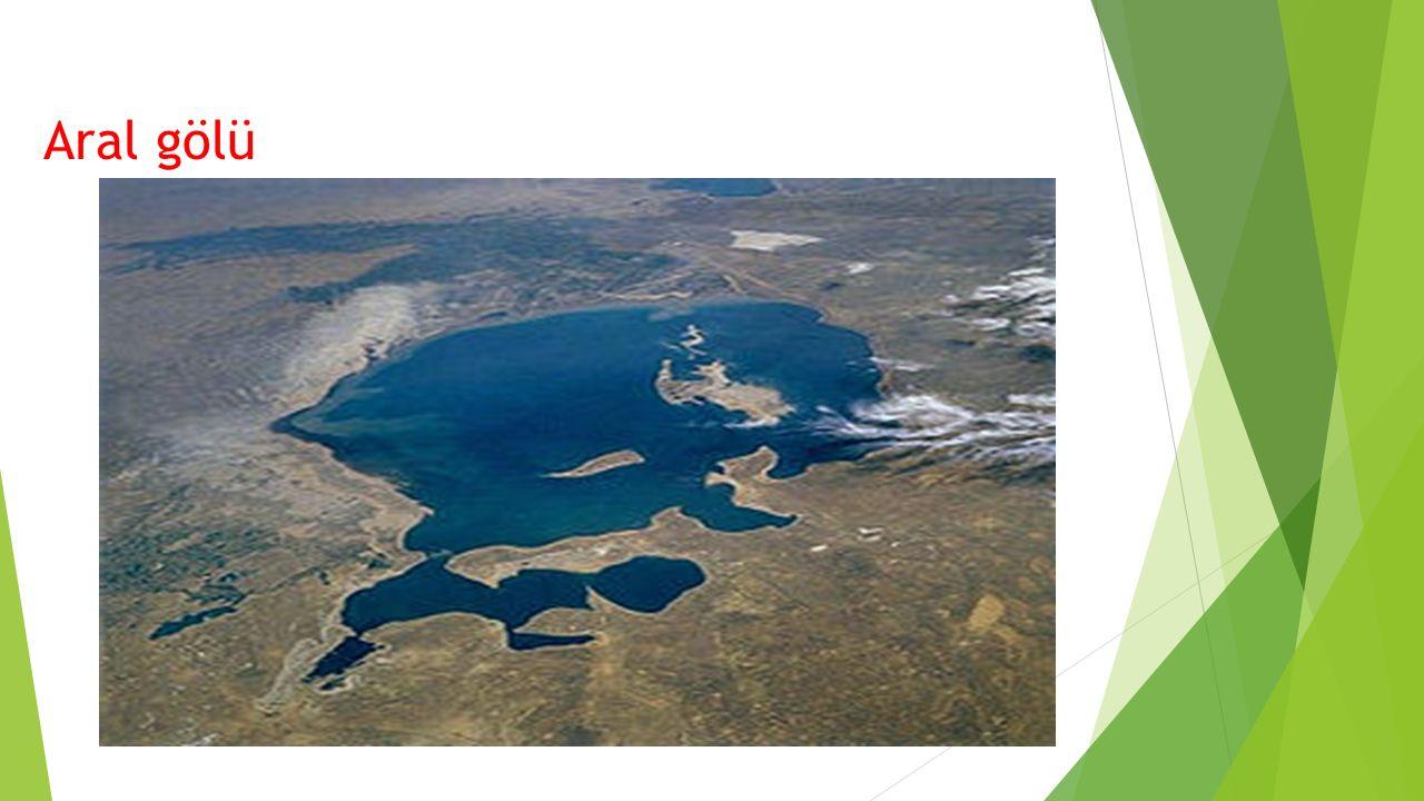 DOĞAL GÖLLER  SET GÖLLERİ:Akarsu vadilerinin doğal bir setle kapanması sonucu oluşan göllerdir.