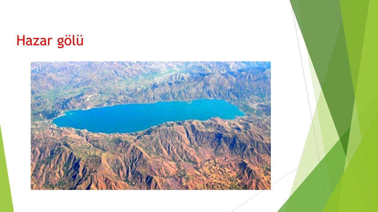 DOĞAL GÖLLER  KARSTİK GÖLLER: Karstik bölgelerde karstlaşma sonucu obruk, polye gibi çanaklarda suların birikmesi ile oluşan göllerdir.